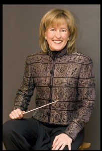 Amy Mills Music Conductor