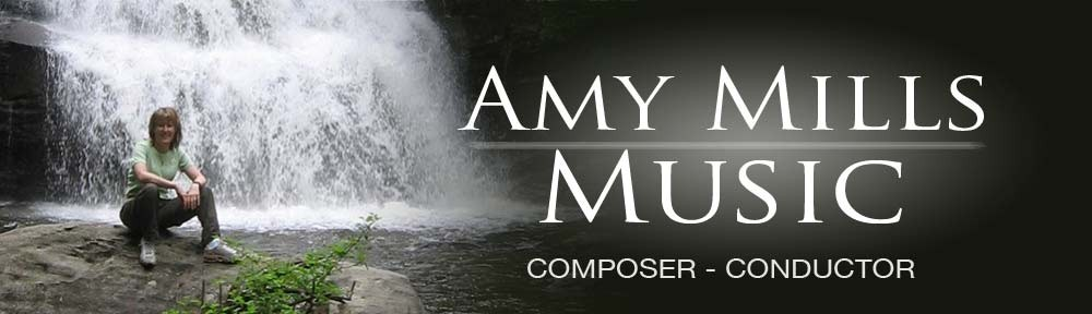 Amy Mills Composer Conductor